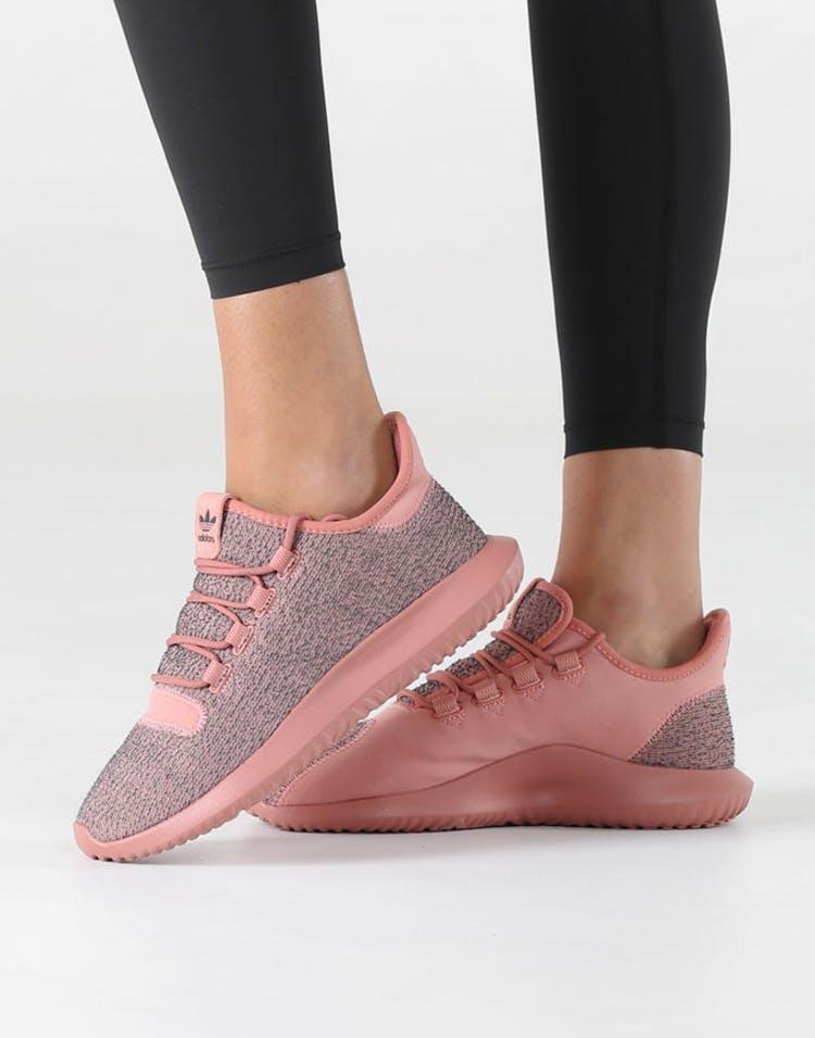 the latest 52fa1 44207 Adidas Originals Women's Tubular Shadow Pink/Pink