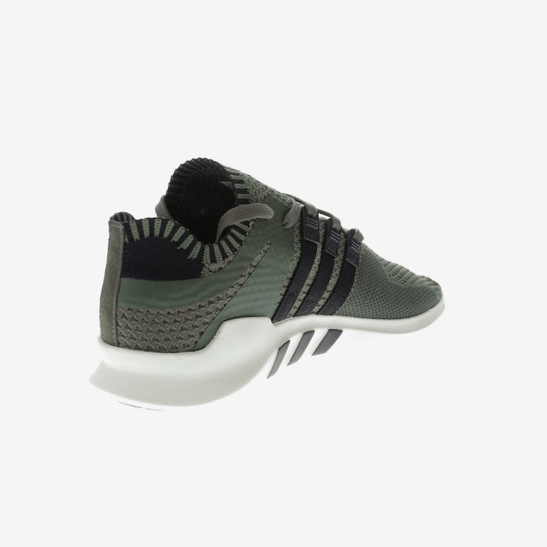 sports shoes e9108 e4fef Adidas Originals EQT Support ADV Primeknit GreenBlackWhite