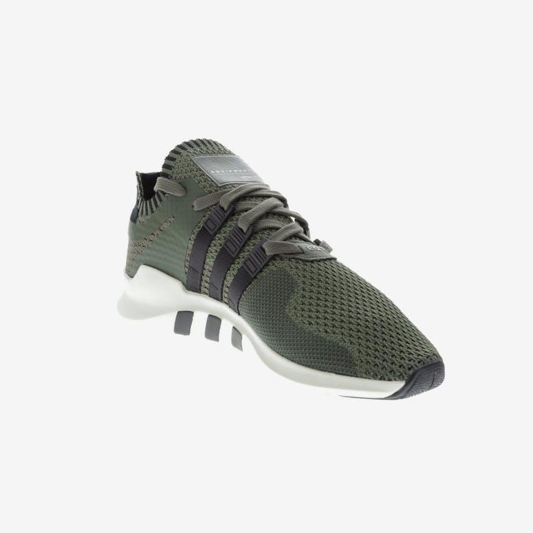 sports shoes a40e1 c1246 Adidas Originals EQT Support ADV Primeknit GreenBlackWhite