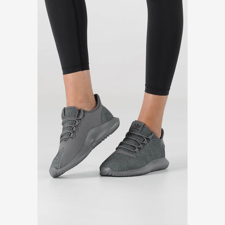 Adidas Originals Women s Tubular Shadow Grey Grey  e316b8451