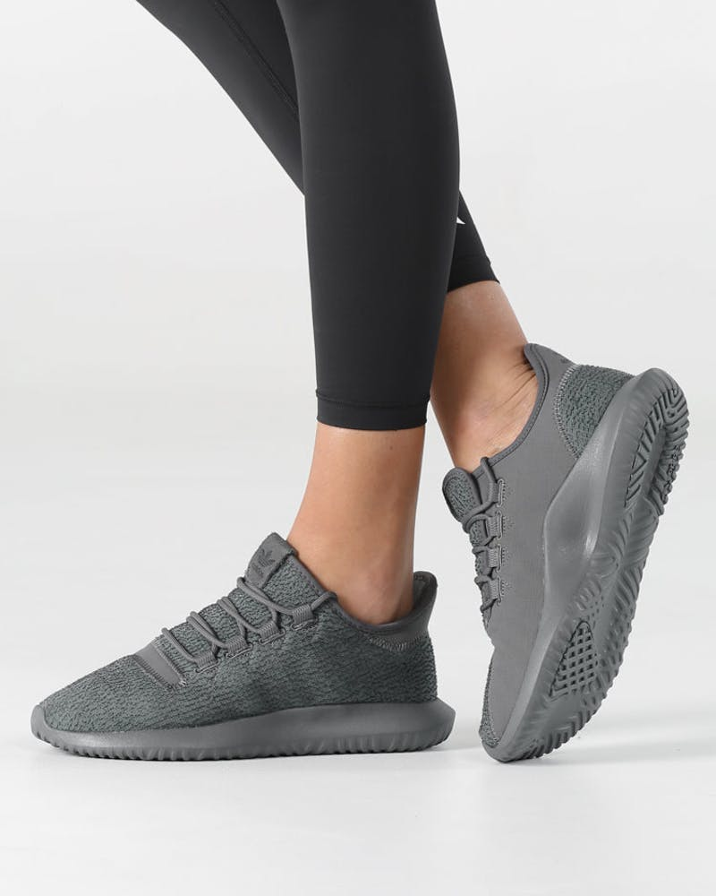 Adidas Originals Women's Tubular Shadow Grey/Grey