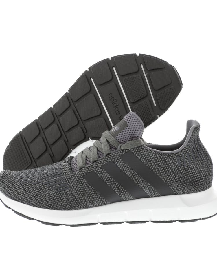 b582a37a7 Adidas Originals Swift Run Grey Black White