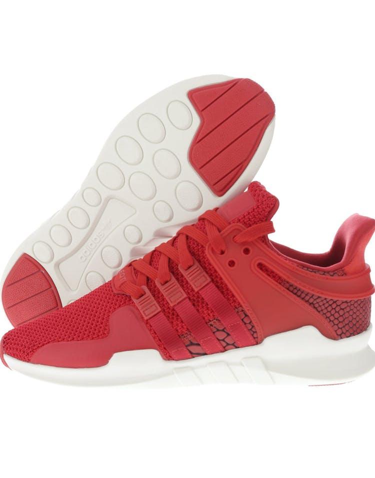 more photos 89f26 adb51 Adidas Originals EQT Support ADV Red/White