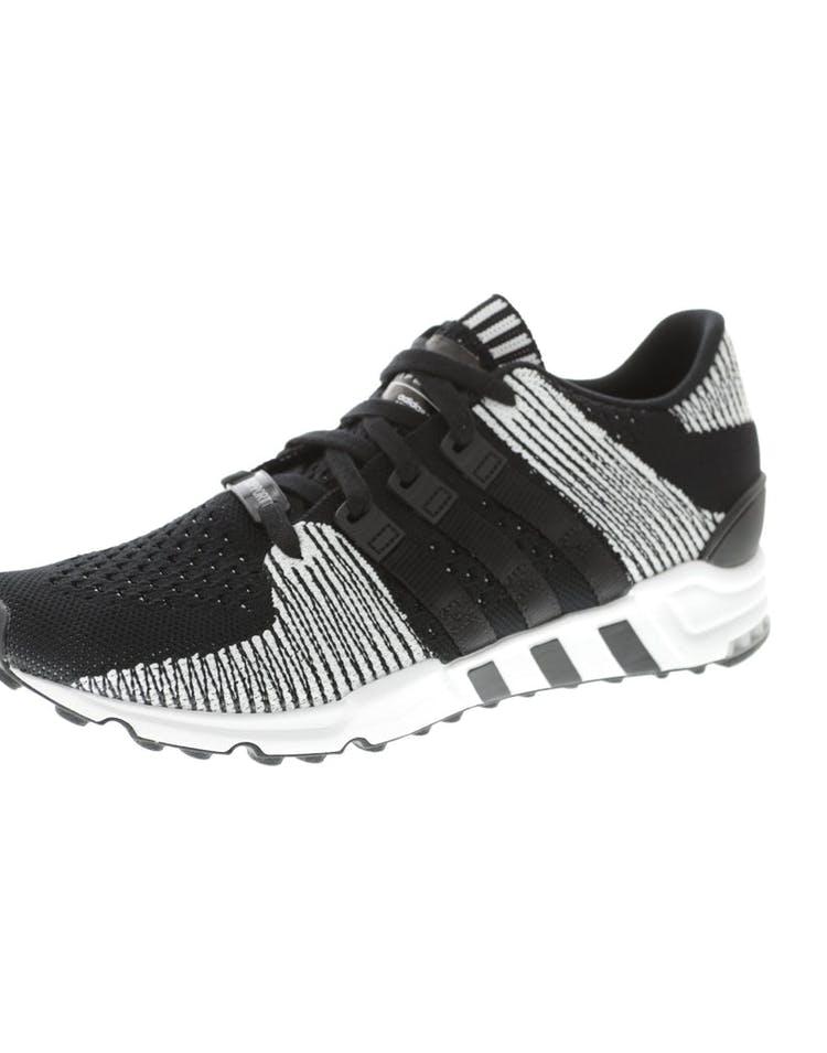 authorized site online retailer buy good Adidas Originals EQT Support RF Primeknit Black/White