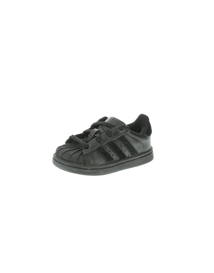 86ee8a79 Adidas Originals Superstar Infant Black/Black/Black