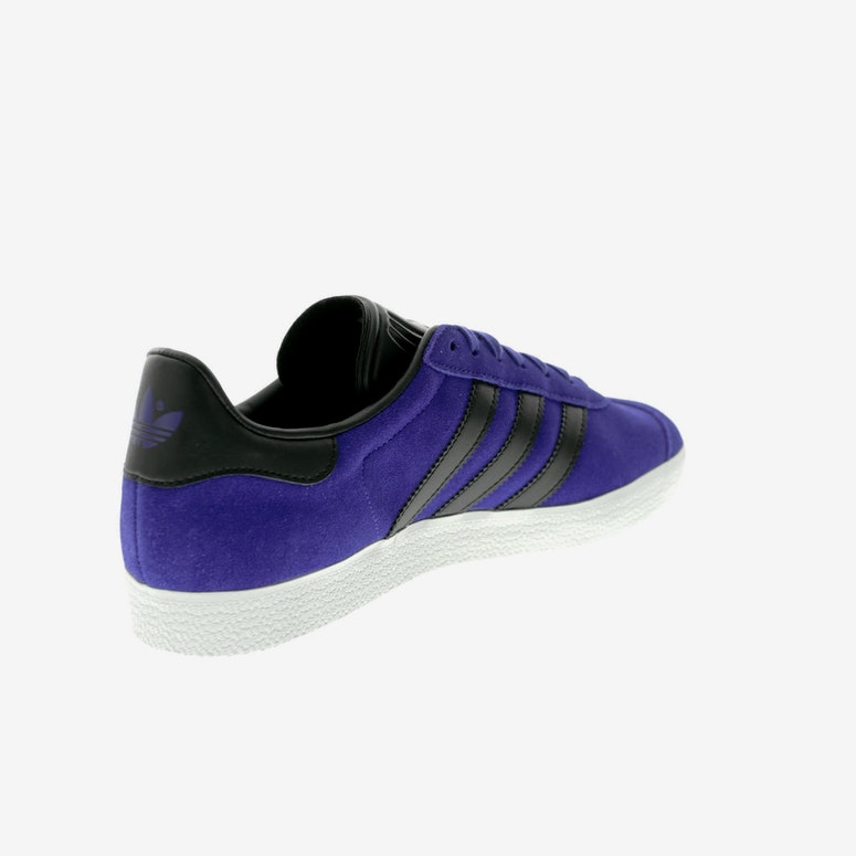 Adidas Originals Gazelle Purple/Black/White