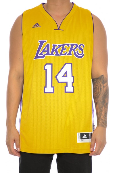 Adidas Performance Lakers 14 Ingram Swingman Yellow