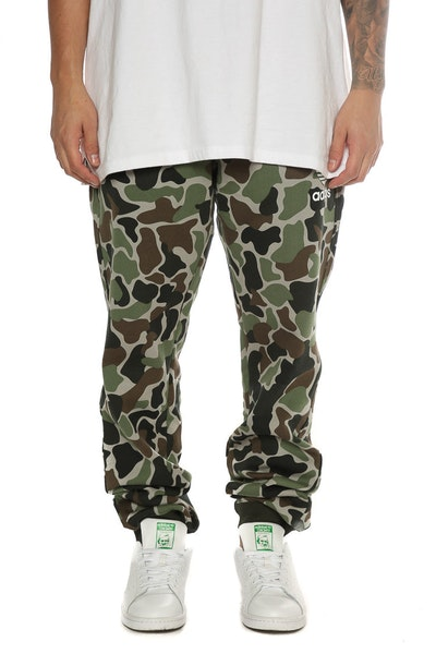 Adidas Originals Camo Sweatpants Multi-Coloured