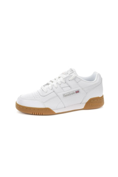 Reebok Workout Plus White/Royal/Gum