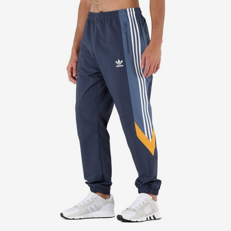 Adidas Originals Blocked Nova Wind Pant Dark Blue/Mustard