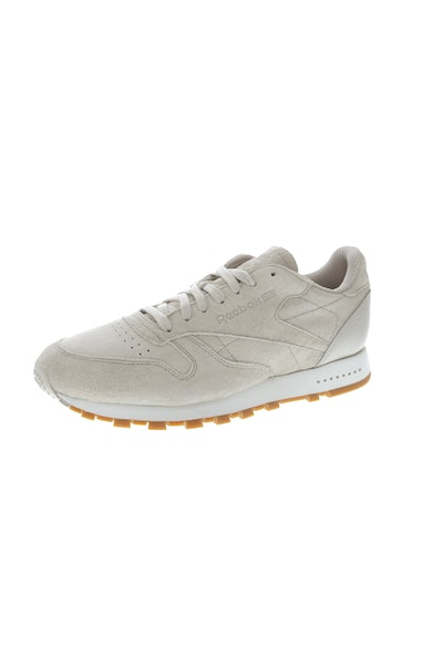 Reebok CL Leather SG Grey/White/Gum