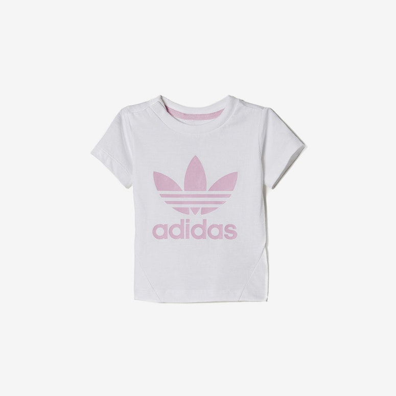 Adidas Infant NMD Tee Set White/Pink