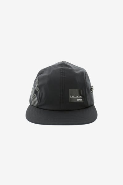 Adidas Originals Zip EQT Strapback Black White d88bb57112e0
