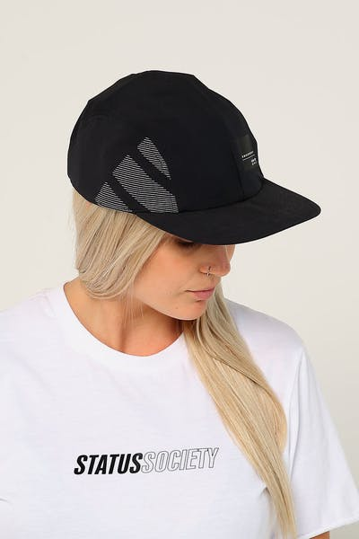 Adidas Originals Women's Zip EQT Strapback Black/White