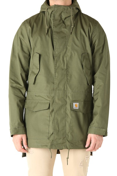 Carhartt Battle Parka Green