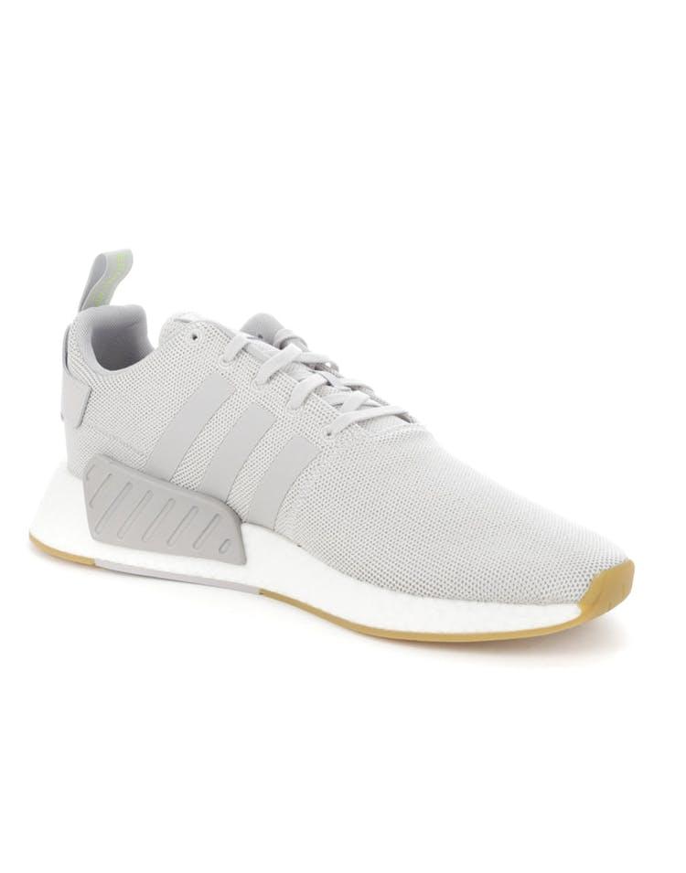 f7f2287d2571d Adidas NMD R2 Grey White Gum