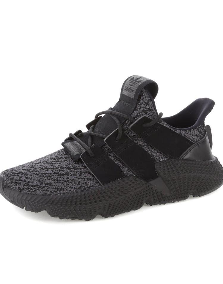 huge discount 7b0ab daa12 Adidas Originals Prophere Black Black Red