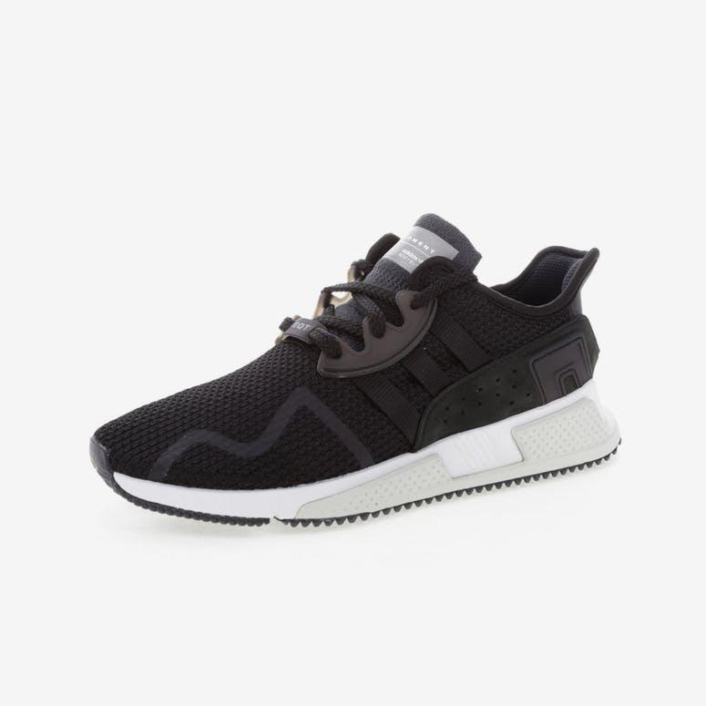 new styles c2dda 1f30c Adidas Originals EQT Cushion ADV BlackWhite – Culture Kings