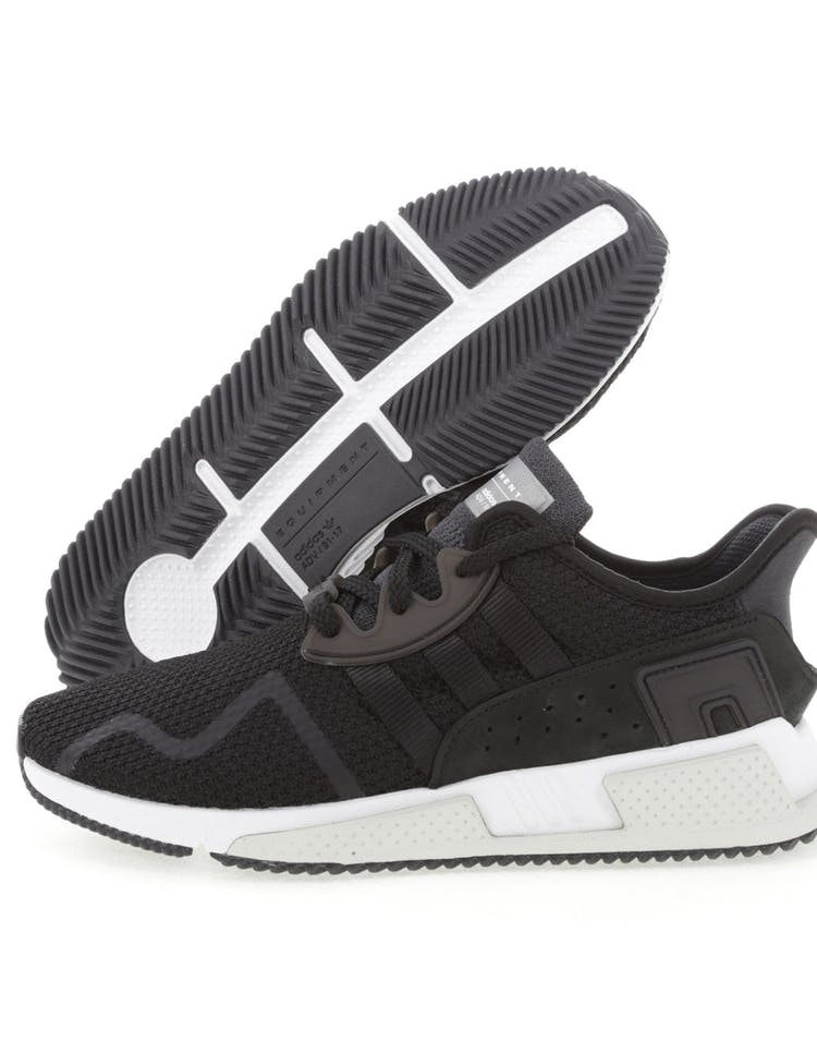 best website b7ca4 2e316 Adidas Originals EQT Cushion ADV Black/White