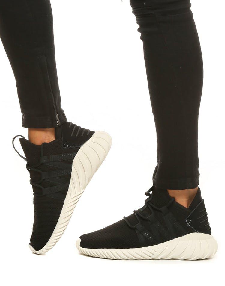 269393a6e45 Adidas Originals Women s Tubular Dawn Black White