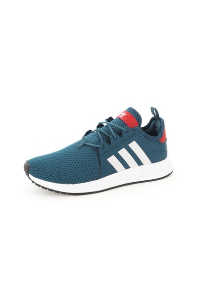 Adidas X PLR Teal/Red/White