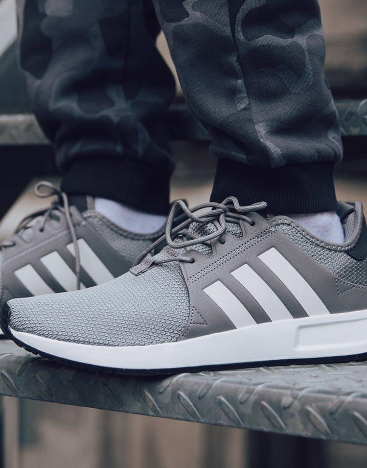 wholesale dealer 25815 82475 Adidas Originals X PLR Grey/White/Charcoal