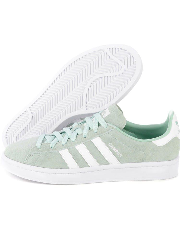 ef62faeece29 Adidas Originals Campus Green/White