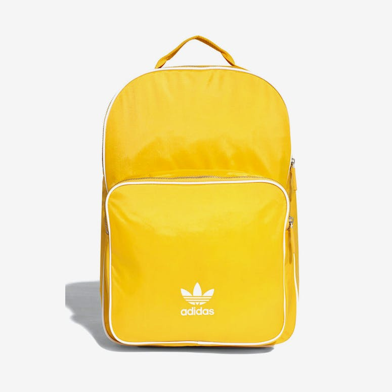7741ab115d Adidas Classic Backpack Yellow White – Culture Kings
