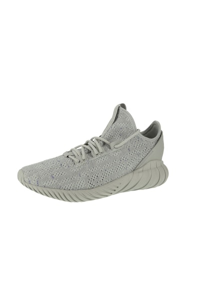 Adidas Originals Tubular Doom Sock Primeknit Grey/White
