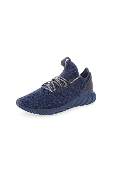 Adidas Originals Tubular Doom Sock Primeknit Navy/White