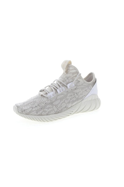 Adidas Originals Tubular Doom Sock Primeknit Cream/White