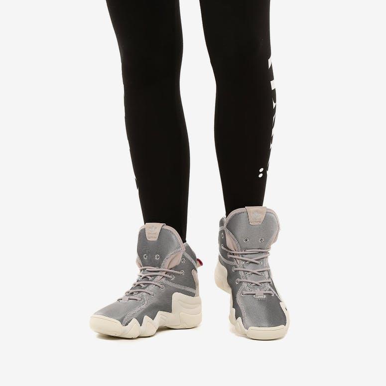 official photos a15d1 9c77d Adidas Womens Crazy 8 ADV GreyBlack