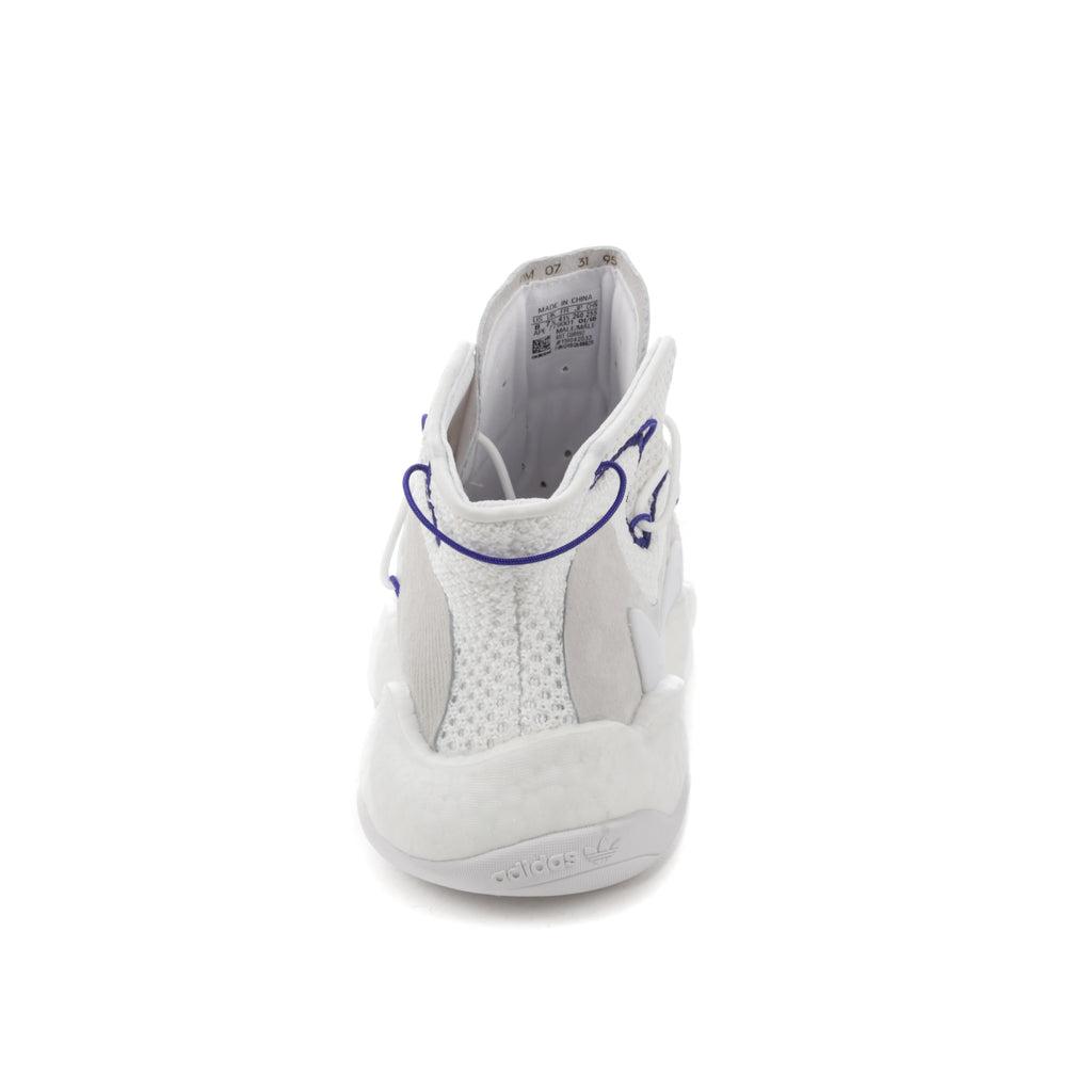 Adidas Originals Crazy BYW LVL 1 White/White