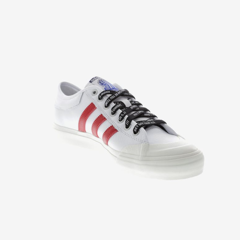 wholesale dealer 9aa49 a9064 Adidas Originals Matchcourt X Traplord RedWhite