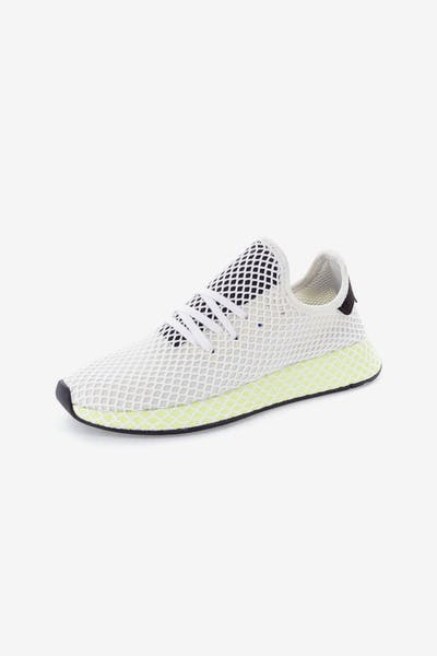 big sale 8c614 47d44 Adidas Originals Deerupt Runner WhiteBlack