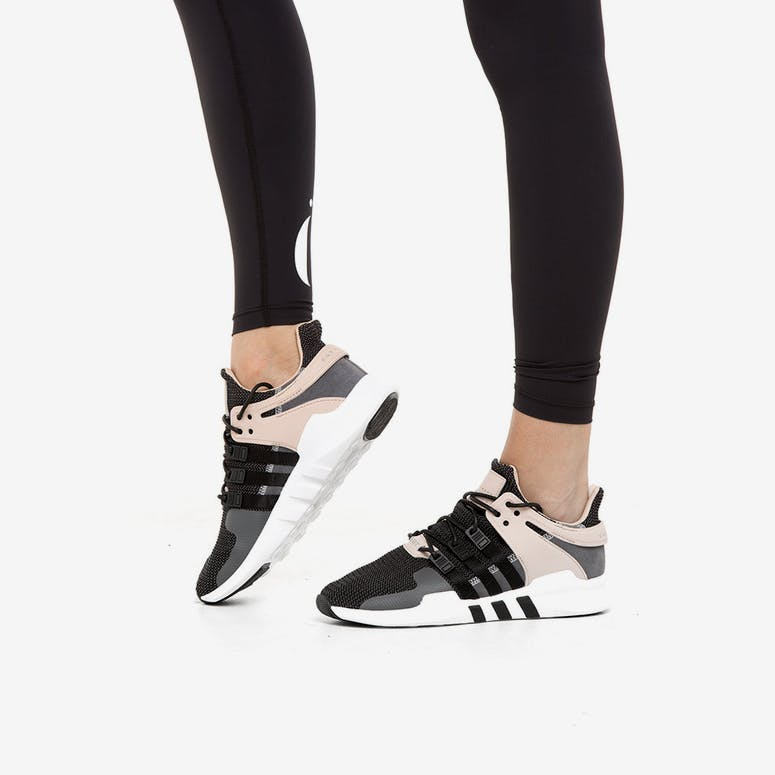 competitive price 2d8d5 225e9 Adidas Originals Womens EQT Support ADV BlackPinkWhite  CQ2249 –  Culture Kings