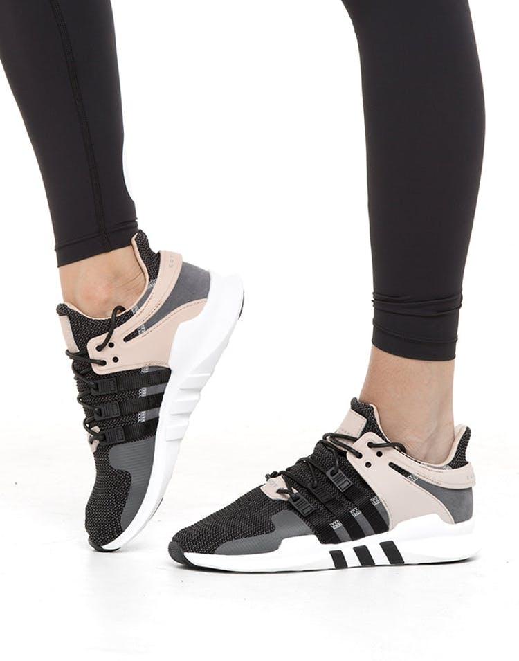 finest selection 2b855 d814f Adidas Originals Women s EQT Support ADV Black Pink White