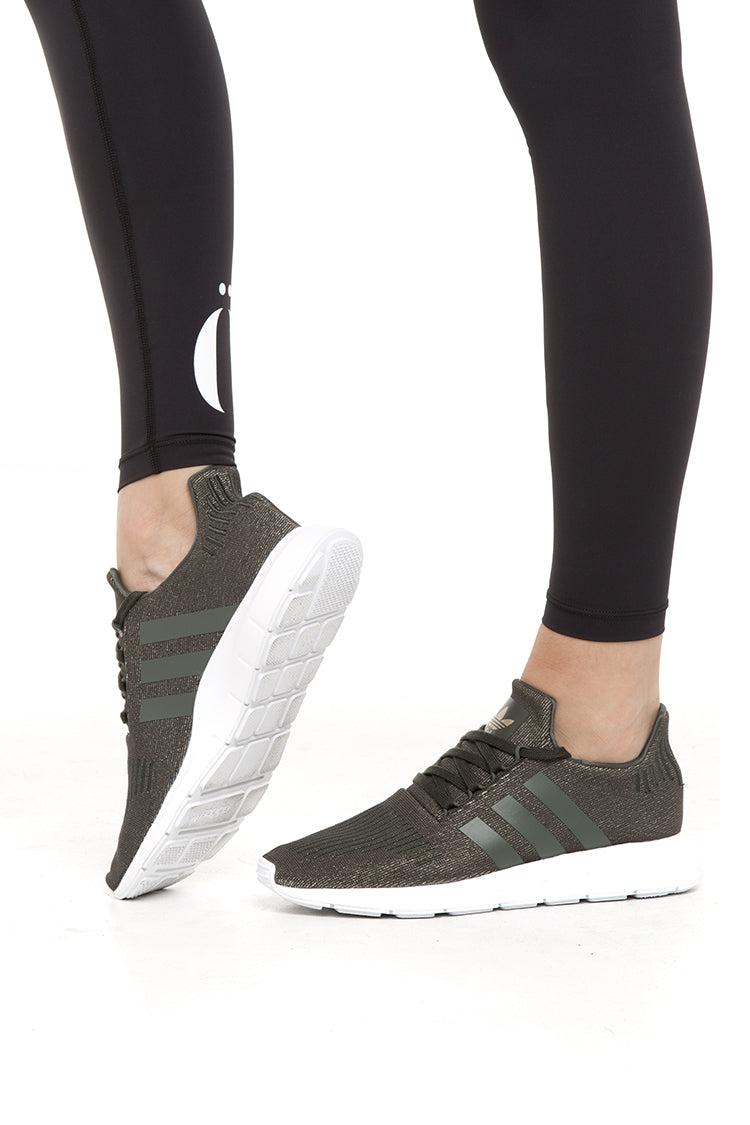 adidas women's swift run green