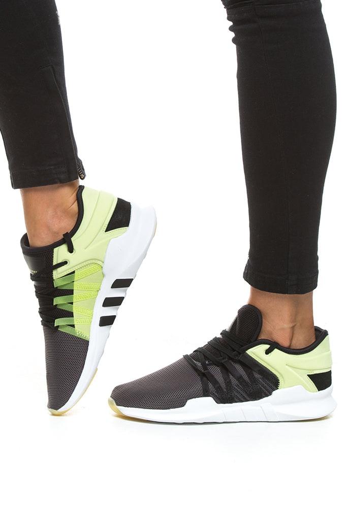 Adidas Originals Women\u0027s EQT Racing ADV Dark Grey/White