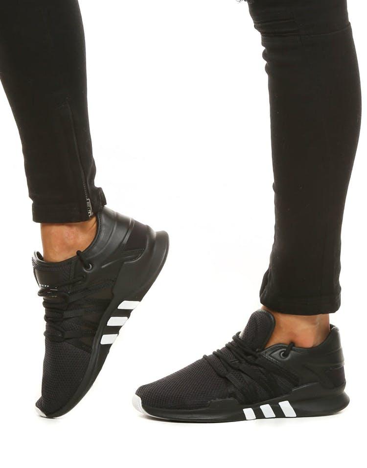 new products 92399 06042 Adidas Originals Women's EQT Racing ADV Black/White