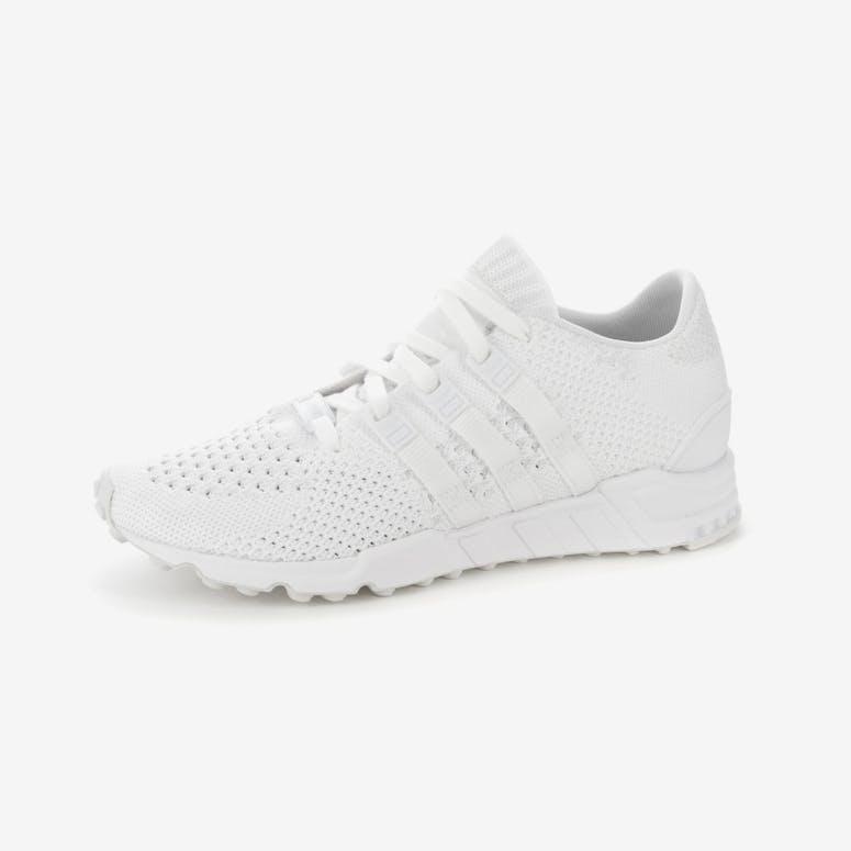 8ec266e7a9fc Adidas Originals EQT Support RF Primeknit White White