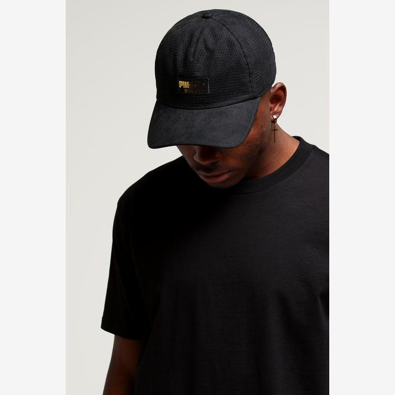 Puma Suede BB Cap Black – Culture Kings a0447f6be