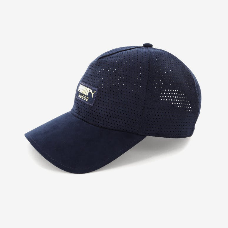Puma Suede BB Cap Navy – Culture Kings c71d230f0