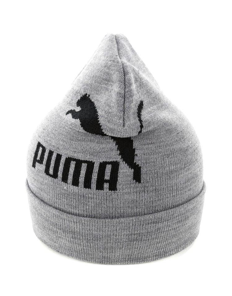 0a6a167a60b Puma Archive Logo Beanie Grey – Culture Kings