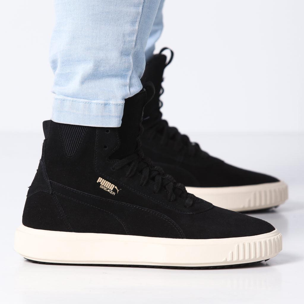 Puma BREAKER HI FIGHT OR FLIGHT Sneaker high black