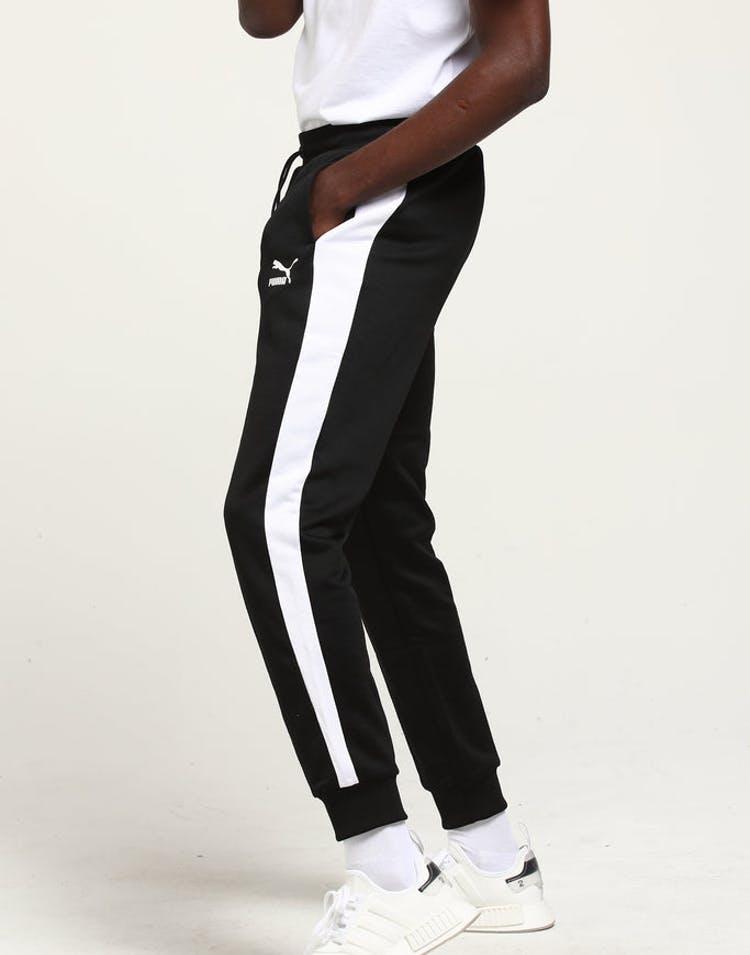 b9325104 Puma Classics T7 Track Pants Black – Culture Kings