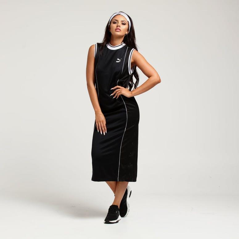 Puma Women s Retro Dress Black – Culture Kings d3af82c309
