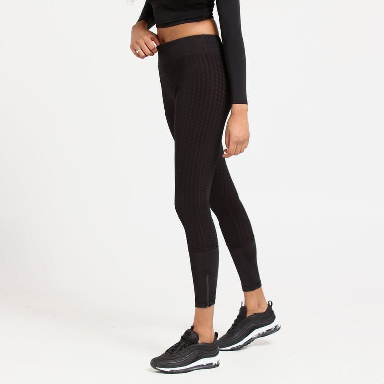 Puma Women's Luxe Mesh Tight Black