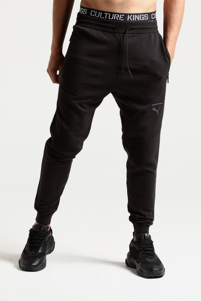 Puma Pace Evoknit Move Pants Black