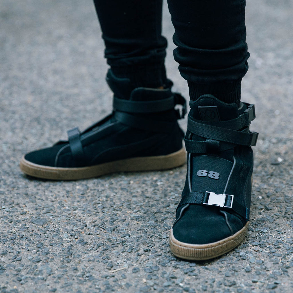 Puma Suede X The Weeknd Black – Culture Kings